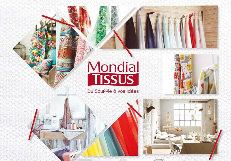 franchise mondial tissus ouvrir une mercerie france. Black Bedroom Furniture Sets. Home Design Ideas