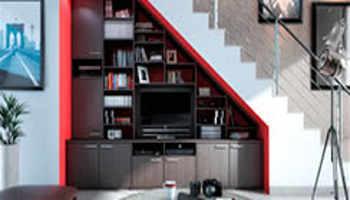 Franchise archea des rangements sur mesure pour tous les - Escalier rangement integre ...