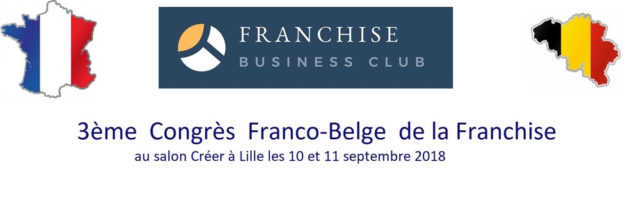3 me congr s franco belge de la franchise les 10 et 11 for Le salon de la franchise
